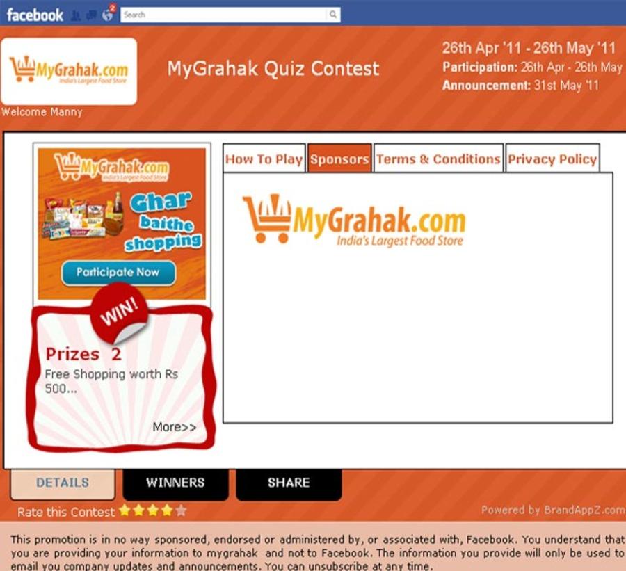 A great web design by BrandAppZ, Gurgaon, India: