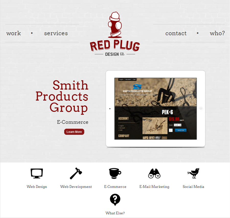 A great web design by Red Plug Design Co., Virginia Beach, VA: Responsive Website, Marketing Website , Marketing , Joomla