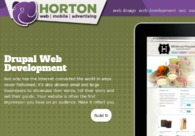 A great web design by Horton Group, Atlanta, GA: