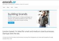 A great web design by aneesh.co, London, United Kingdom: