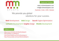 A great web design by Multimedia Xperts, Ahmedabad, India: