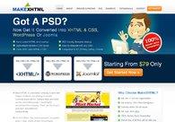A great web design by MakeXHTML.com, Kolkata, India: