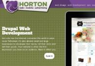 A great web design by Horton Group, Nashville, TN:
