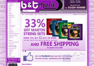 A great web design by Eebee, Brighton, United Kingdom: Website, E-Commerce , Retail , Other