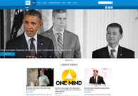 A great web design by Paul Maloney, Liverpool, United Kingdom: Responsive Website, Other, Government , Wordpress