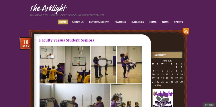 A great web design by Small Locker Studios, Wichita, KS: