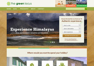 A great web design by Achieveee, Mumbai, India: Website, Marketing Website , Travel , PHP