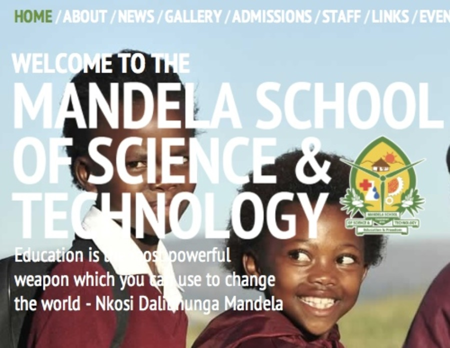 A great web design by Cosmedia, Johannesburg, South Africa: