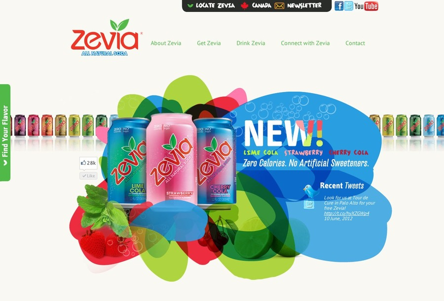 A great web design by Hark!, Burlington, VT: