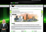 A great web design by GoWebLive, Cleveland, OH: