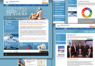 A great web design by SodaPop Media, LLC, Dallas, TX: Website, Marketing Website , Financial Services , ASP.NET