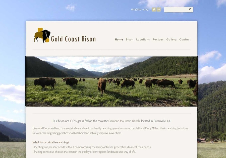 A great web design by Plumas PC, San Francisco, CA:
