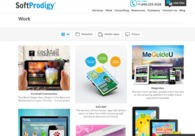 A great web design by SoftProdigy, Hicksville, NY: Mobile Website, News , Technology