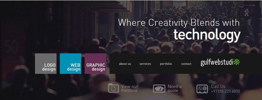A great web design by Gulf Web Studio, Dubai, United Arab Emirates: Website, Web Application , Internet , ASP.NET
