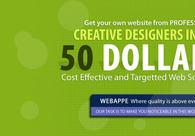 A great web design by Webappe Technologies, New Delhi, India: