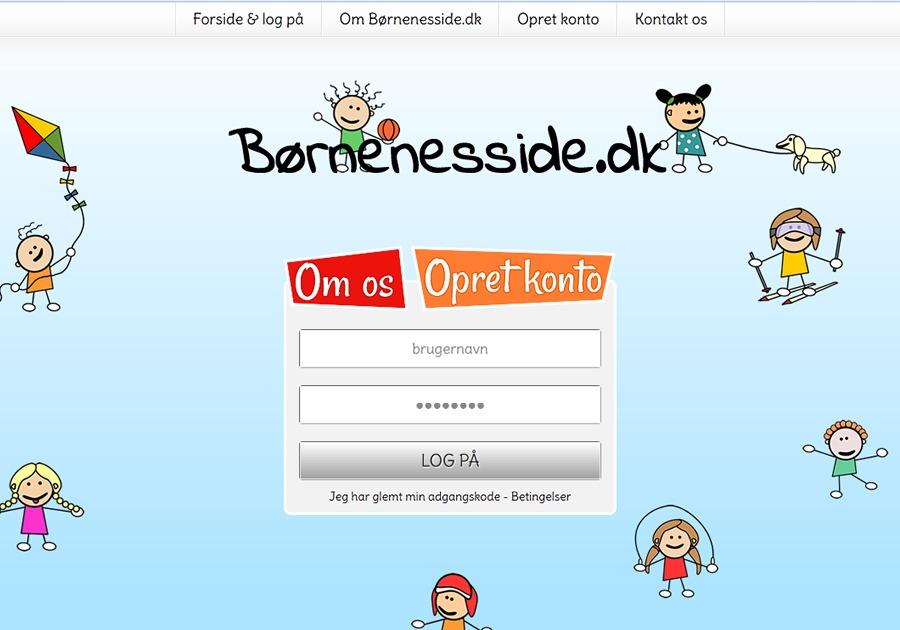 A great web design by Web Presence, Copenhagen, Denmark: