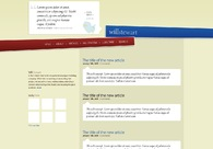 A great web design by studio9one, Nashville, TN: