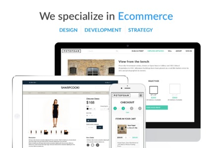 A great web design by Blue Stout, Washington, DC: Responsive Website, E-Commerce , Consulting , Ruby on Rails