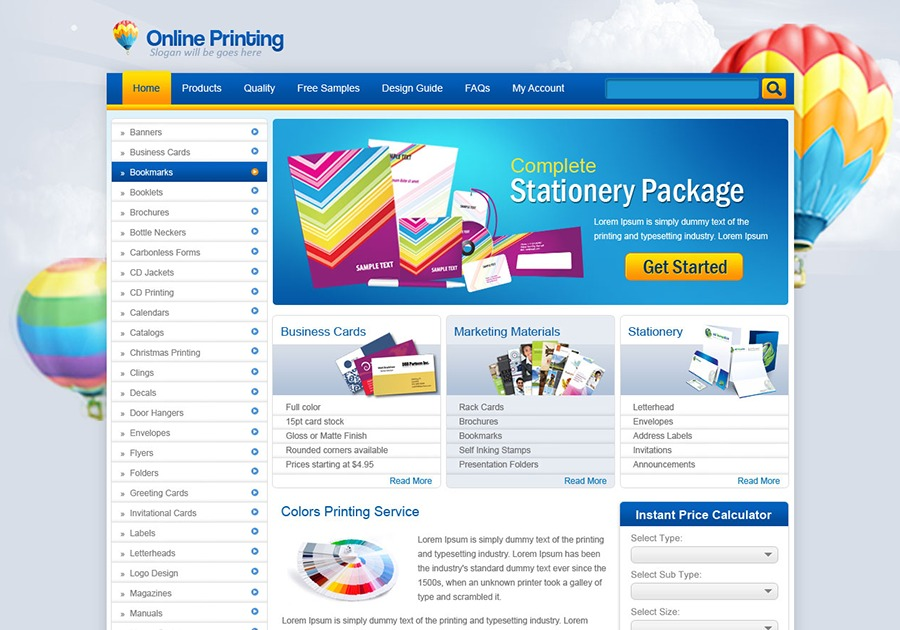 A great web design by webdxiner, Lahore, Pakistan: