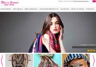 A great web design by NetgainsAmerica , New York, NY: Website, Marketing Website , Fashion , Wordpress
