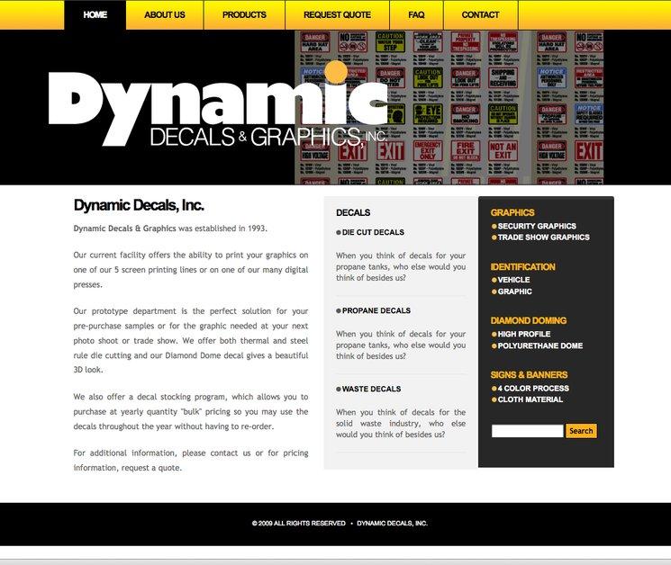 A great web design by Joel Baxter, Atlanta, GA: