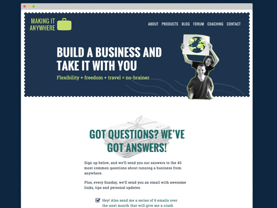 A great web design by Metamonks, Munich, Germany: Responsive Website, Publishing , Travel , Wordpress