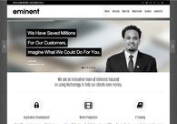A great web design by Eminent IT, LLC, Washington DC, DC: