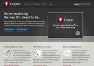A great web design by Vodori, Inc., Chicago, IL: