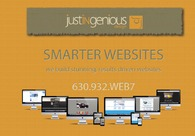 A great web design by Justingenious Design, Chicago, IL: