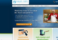A great web design by Neon Rain Interactive, Denver, CO: