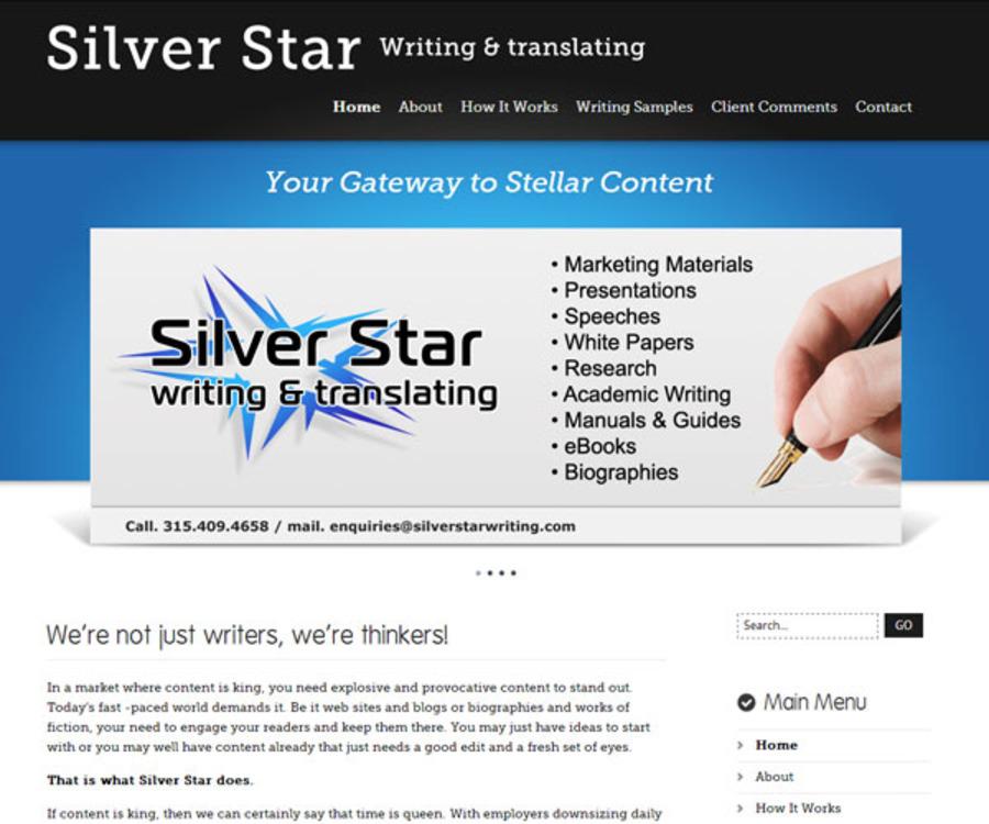 A great web design by Jigster.com, Nottingham, United Kingdom: