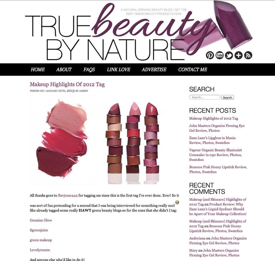A great web design by Hello, Brio! Studio, Philadelphia, PA: Website, Blog , Health & Beauty , Wordpress