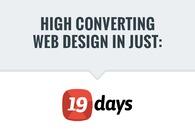 A great web design by 19Days, Sydney, Australia:
