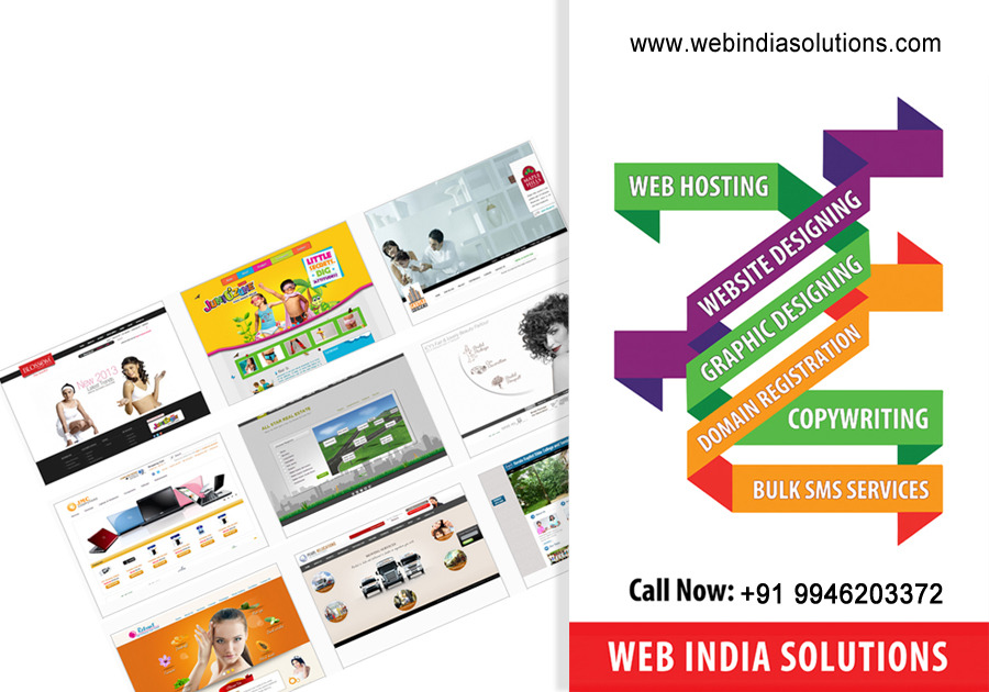 A great web design by WEB INDIA SOLUTIONS, Trivandrum, India: