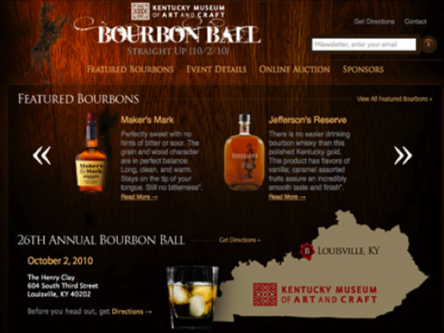 A great web design by Website Mentors, Louisville, KY: