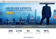 A great web design by Roger West Creative & Code: Responsive Website, Marketing Website , Technology , ASP.NET