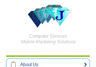 A great web design by Diamond-J Computer Services, Louisville, KY: