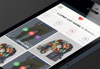 A great web design by Mariusz Ciesla, Berlin, Germany: Mobile App , E-Commerce , Fashion , iOS (Objective-C)