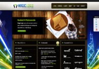 A great web design by Magic Logix, Dallas, TX: Website, Marketing Website , Technology , Joomla