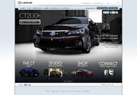 A great web design by Squeaky Wheel Media, New York, NY: