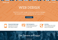 A great web design by Pathrise, Atlanta, GA: