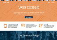 A great web design by Pathrise, Atlanta, GA: