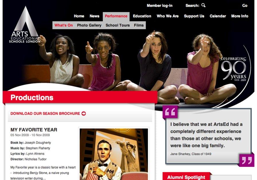 A great web design by Shooma, Birmingham, United Kingdom: