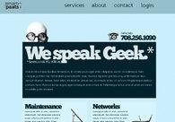A great web design by Purple Crayon Web Studio, Chicago, IL: