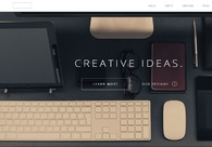 A great web design by Harshdeep Singh, Pune, India: