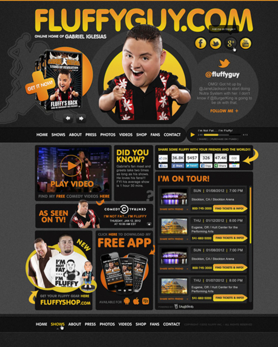 A great web design by Unique Streak Design, Grand Rapids, MI: