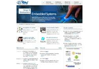 A great web design by Ray Business Technologies, Los Angeles, CA: