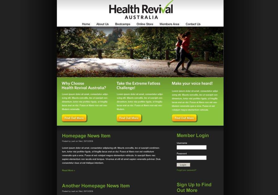 A great web design by A Web Designer Named Tom, Launceston, Australia: