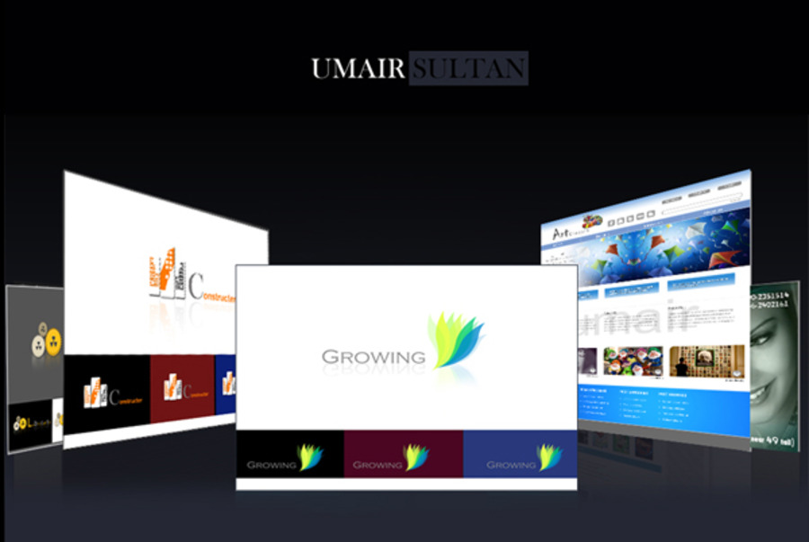 A great web design by UAMIR SULTAN, Sargodha, Pakistan: