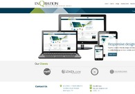 A great web design by inQbation, Washington DC, DC: